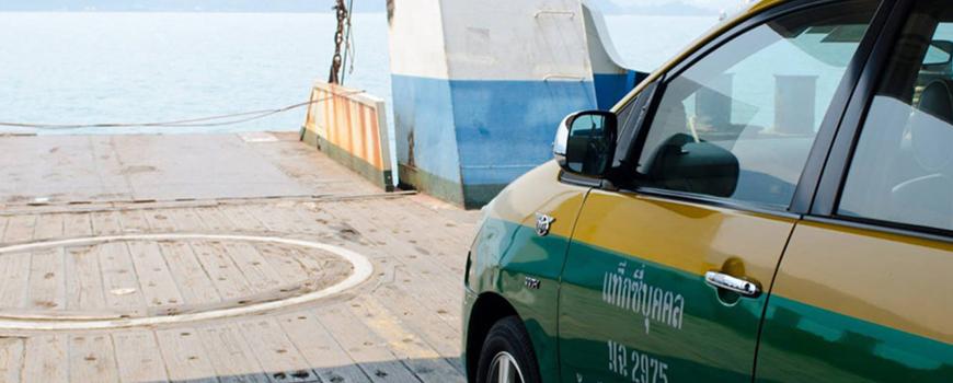 Door-to-door serviceTransfer from and to Koh Chang