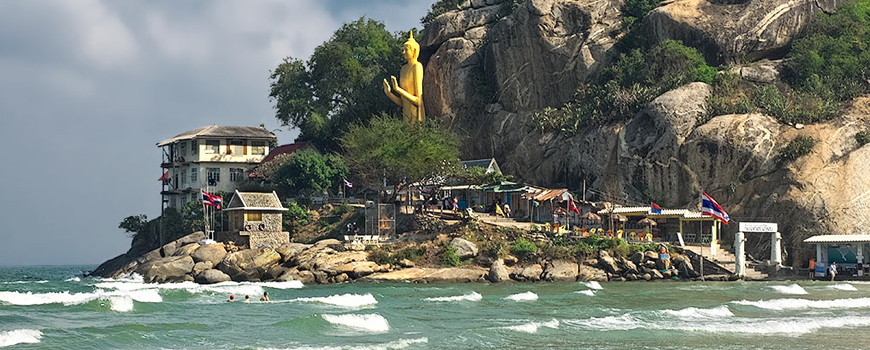 Discover Hua Hin with Ing Taxi