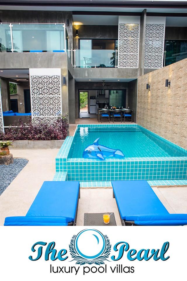 The Pearl Luxury Pool Villas - Koh Chang